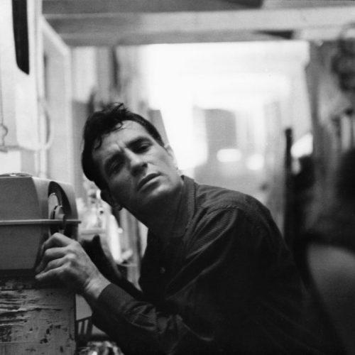 Jack Kerouac by John Cohen, 1959
