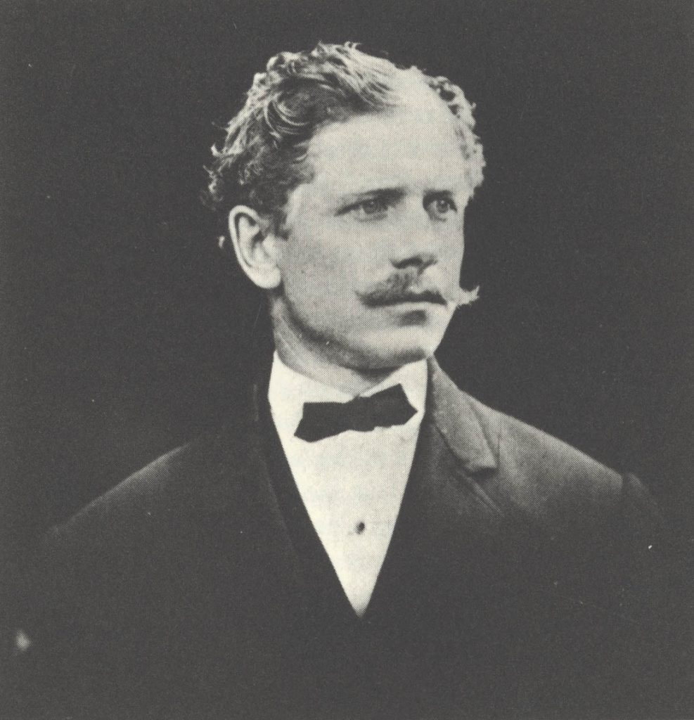 Ambrose Bierce. Undated, unattributed.