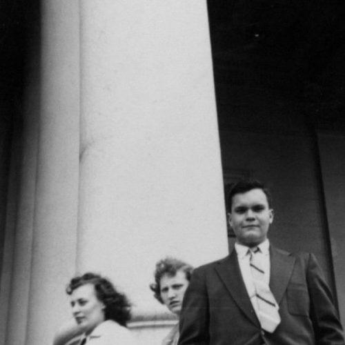 John Kennedy Toole, undated, unattributed. Lousiana Research Collection, Tulane University.