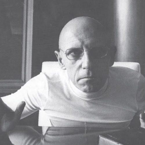 Michel Foucault. Unattributed.