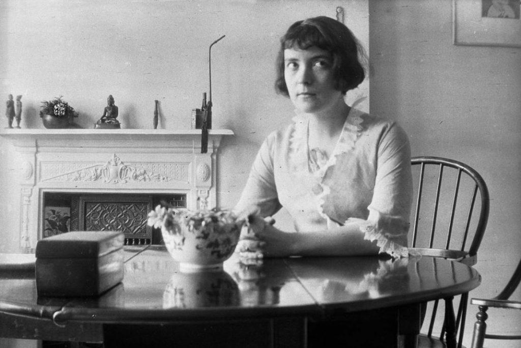 Katherine Mansfield. Undated. Unattributed.